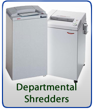 Departmental Shredders